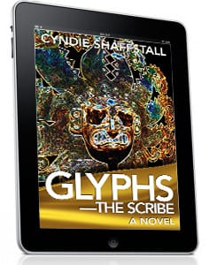 Glyphs: The Scribe iPad cover image