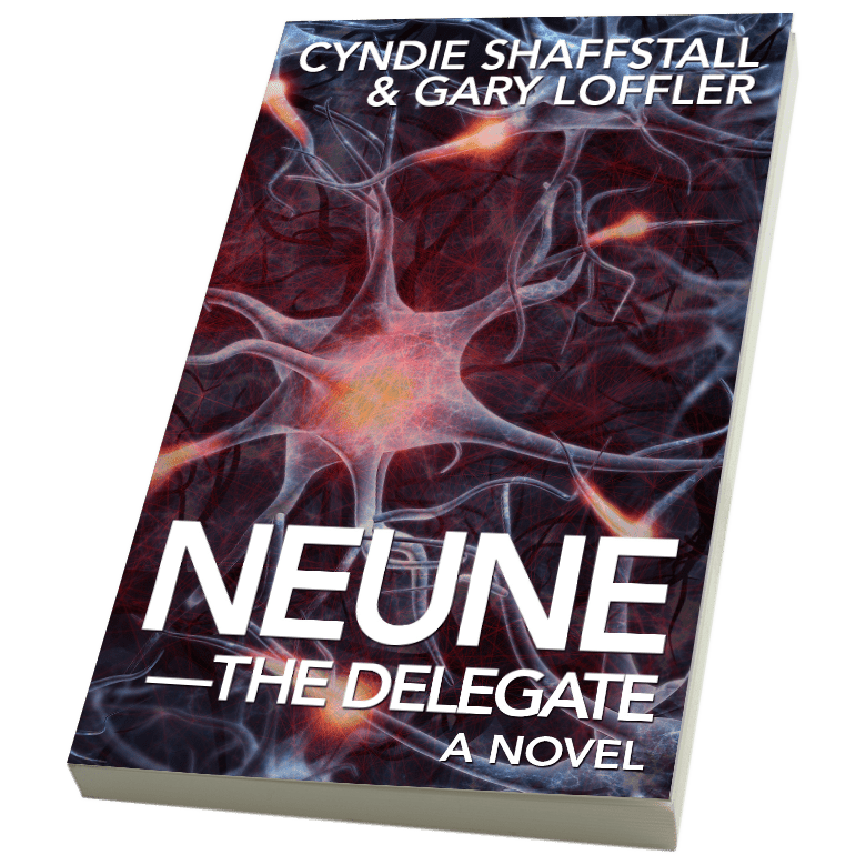 Neune: The Delegate paperback (image)